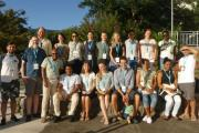 Representatives at the conference from SIF, GIF, UniSey IBC, TRASS, SNPA, Fregate Island and various universities conducting collaborative research in Seychelles